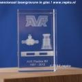 cristal gravure 3d laser AVK by repko sneek.JPG