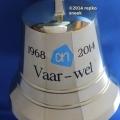 Albert-Heijn-Scheepsbel-logo-graveren-door-repko-sneek-www.repko_.nl_
