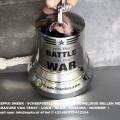 war battle bell shipsbell repko sneek logo gravure